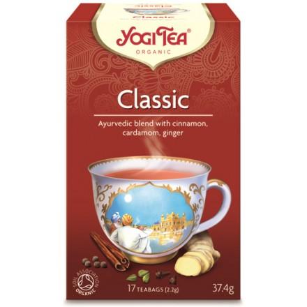 YOGI TEA CLASSIC ΒΙΟ 374ΓΡ