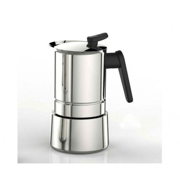 Μπρίκι Espresso 4 Φλ. Pedrini Steelmoka 02CF037