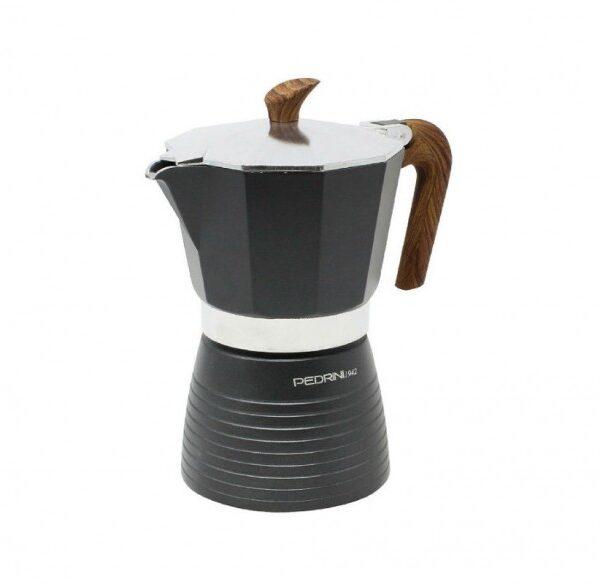 Μπρίκι Espresso 2 Φλιτζανιών Pedrini Celebration