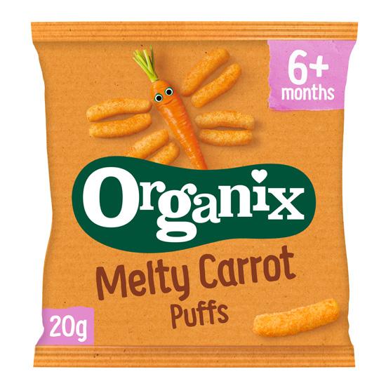 organix melty carrot