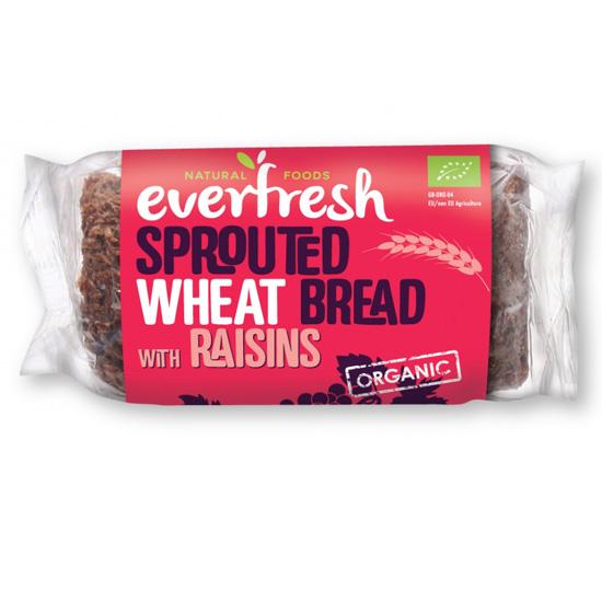 wheat bread raisins